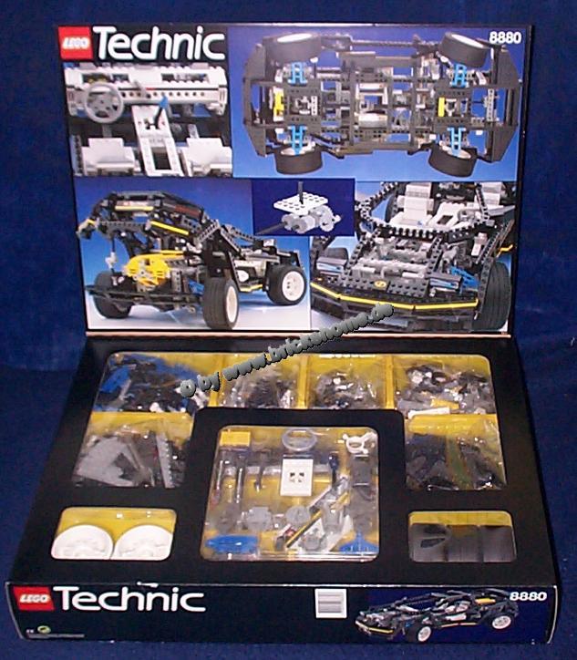 lego technic 8880 super car brickshome shop. Black Bedroom Furniture Sets. Home Design Ideas